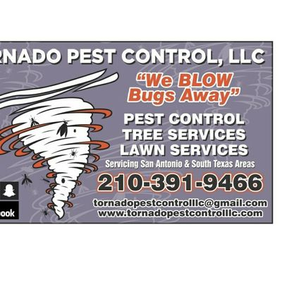 Avatar for Tornado Pest Control LLC San Antonio, TX Thumbtack
