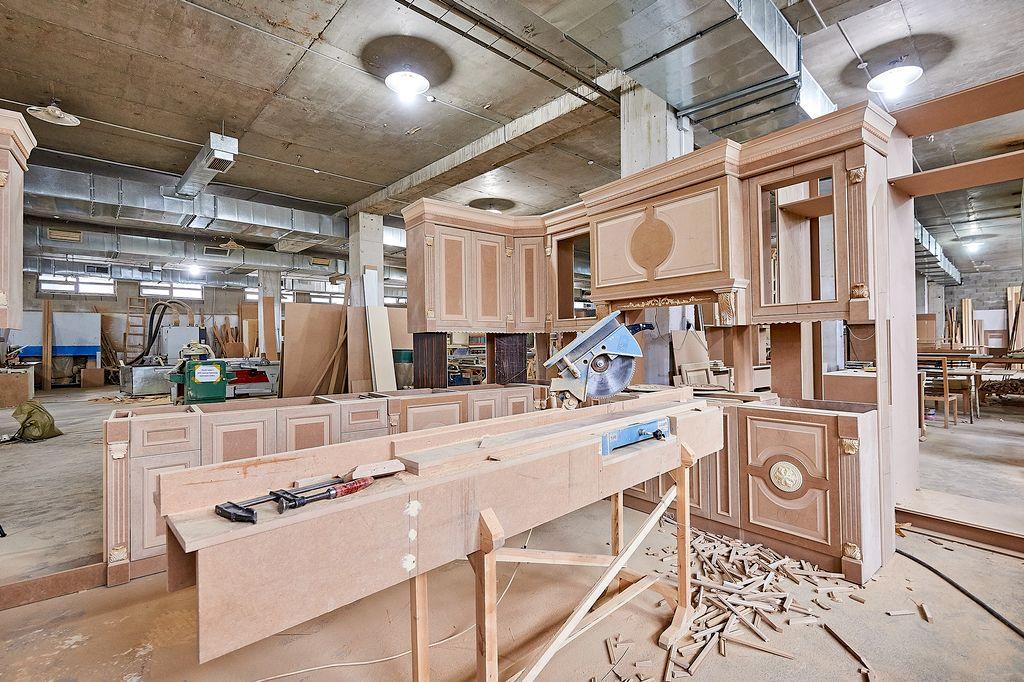 Furniture manufacture