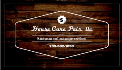 Avatar for House Care Pair,  Handyman & Landscaping services Fort Myers, FL Thumbtack