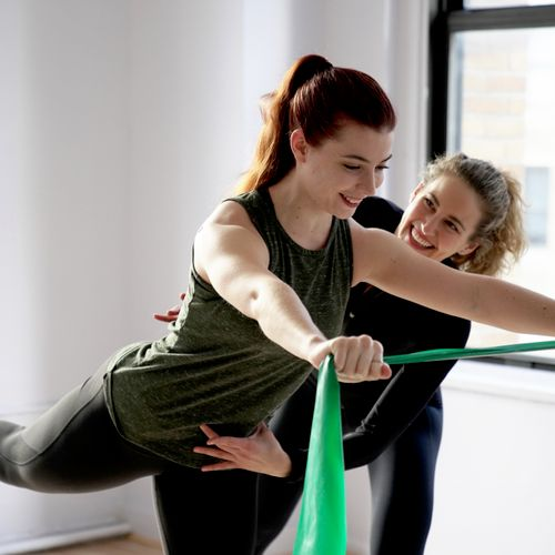 Core Training for Dancers