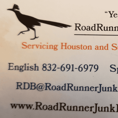Avatar for RoadRunner Junk Removal LLC Pearland, TX Thumbtack