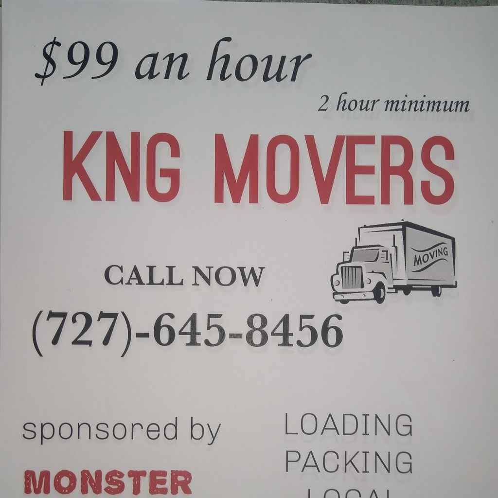 KNG moving and labor
