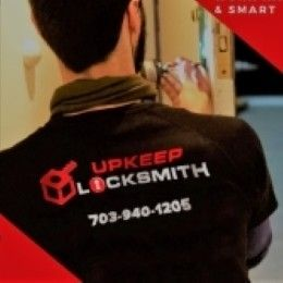 Avatar for Upkeep Locksmith Services, INC Sterling, VA Thumbtack