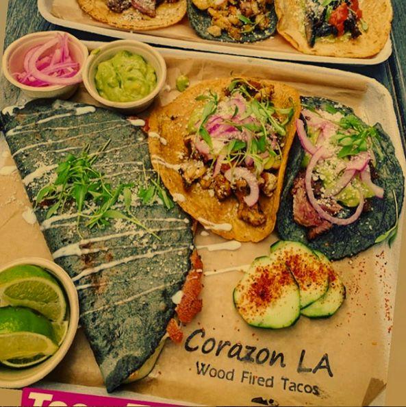 Food Collaboration event with Corazon LA