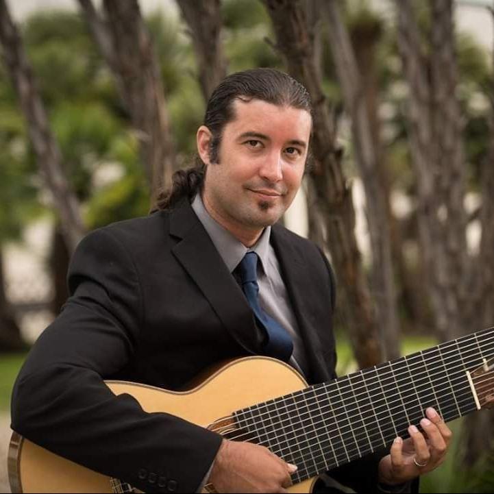 Eric Dickerson Guitar