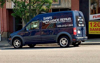 Avatar for Sams Appliance Repair Minerva, OH Thumbtack