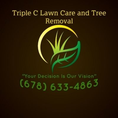 Avatar for Triple C lawn care and tree removal Carrollton, GA Thumbtack