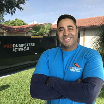 Avatar for Pro Dumpsters & Junk Removal Services Orlando, FL Thumbtack