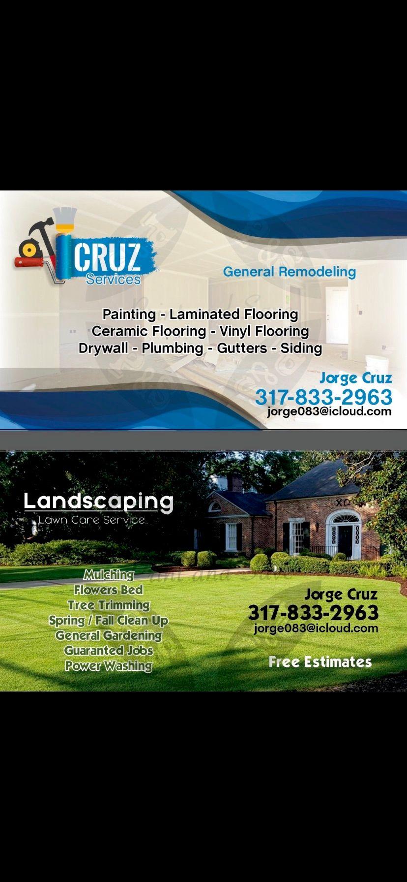 Cruz services