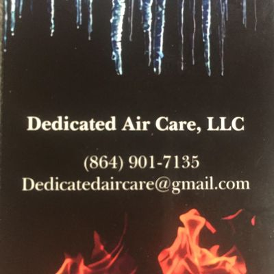 Avatar for Dedicated air care