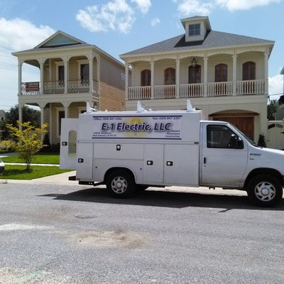 Avatar for E-1 Electric LLC New Orleans, LA Thumbtack