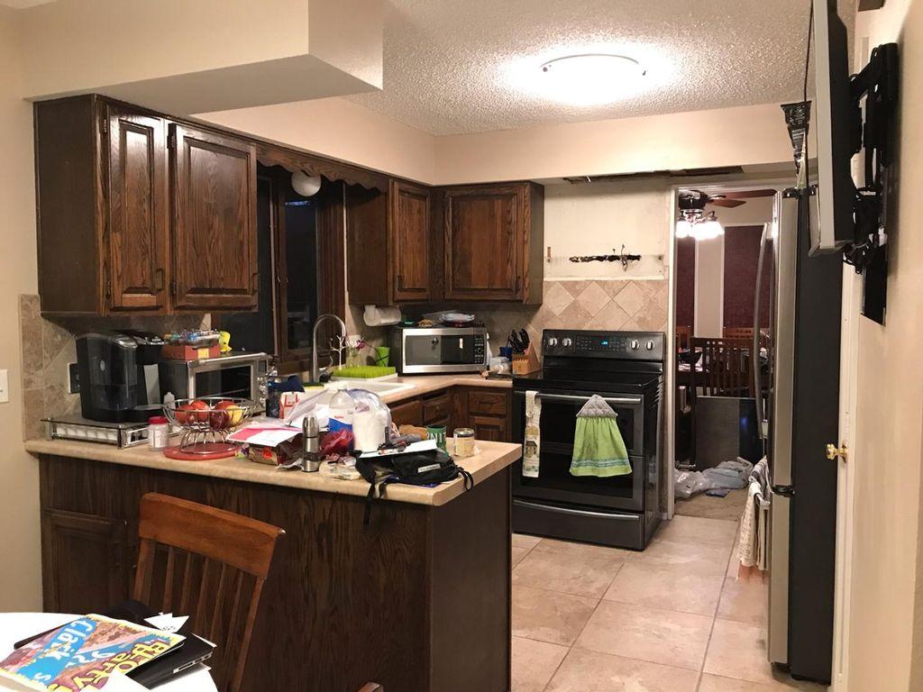 Saving a kitchen job