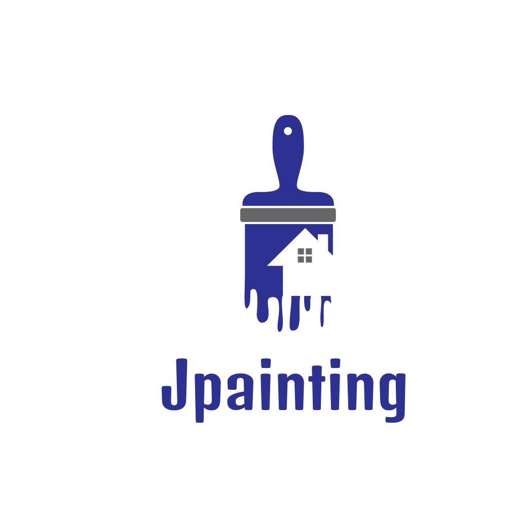 J painting