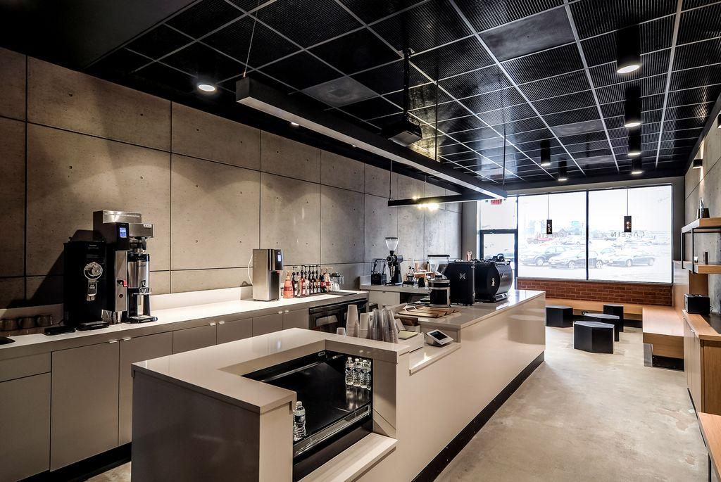 Cafein Coffee Shop in Centerville