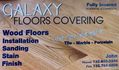 Avatar for Galaxy Floors Covering LLC Long Branch, NJ Thumbtack