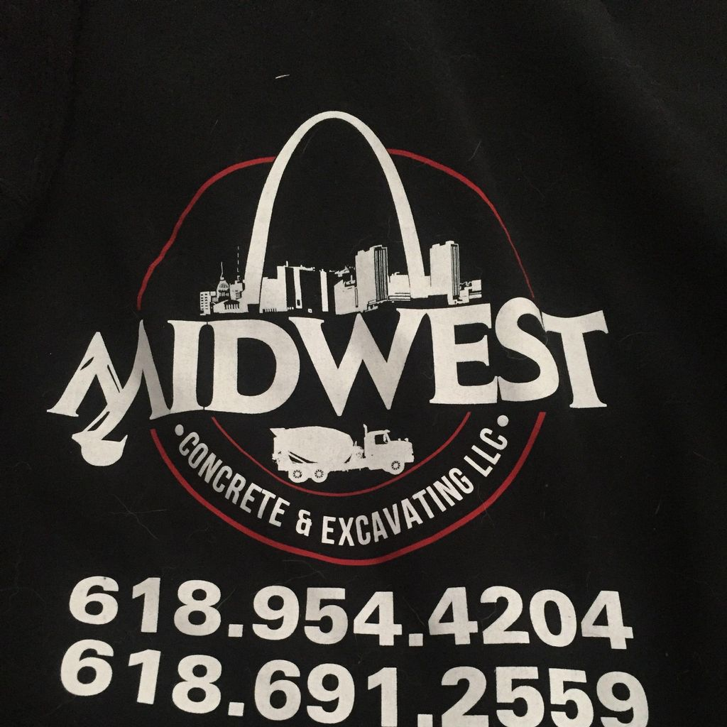 Midwest concreate and excavating