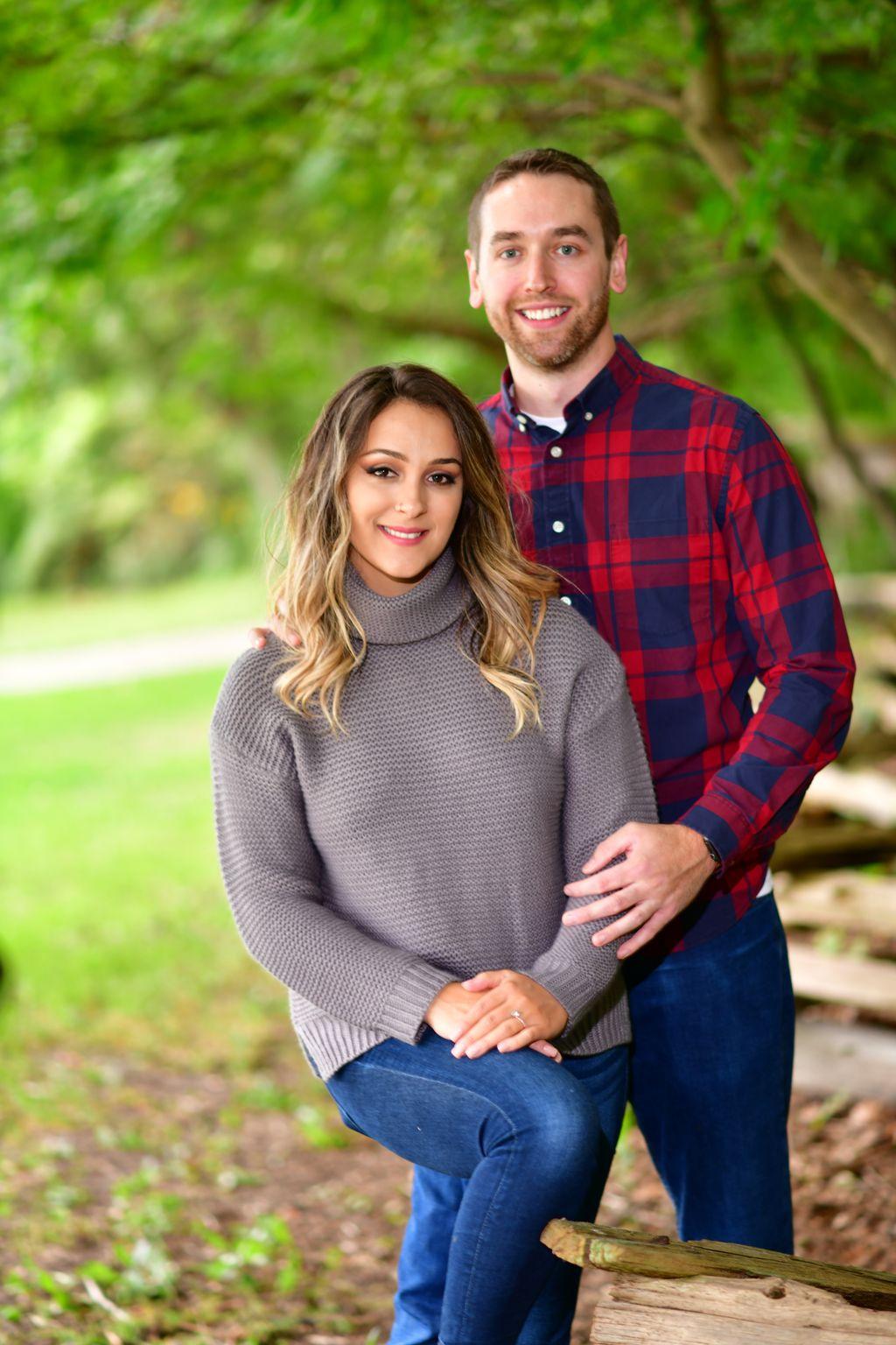 Marissa & Michael, Engagement