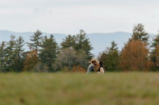 Fall Wedding at Red Barn
