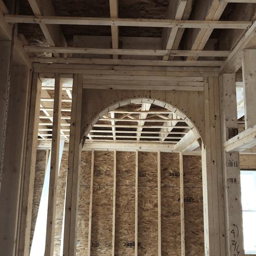 Arch Framing
