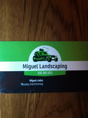 Avatar for Miguel landscaping Austin, TX Thumbtack