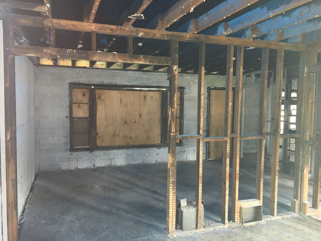 Complete home rebuild