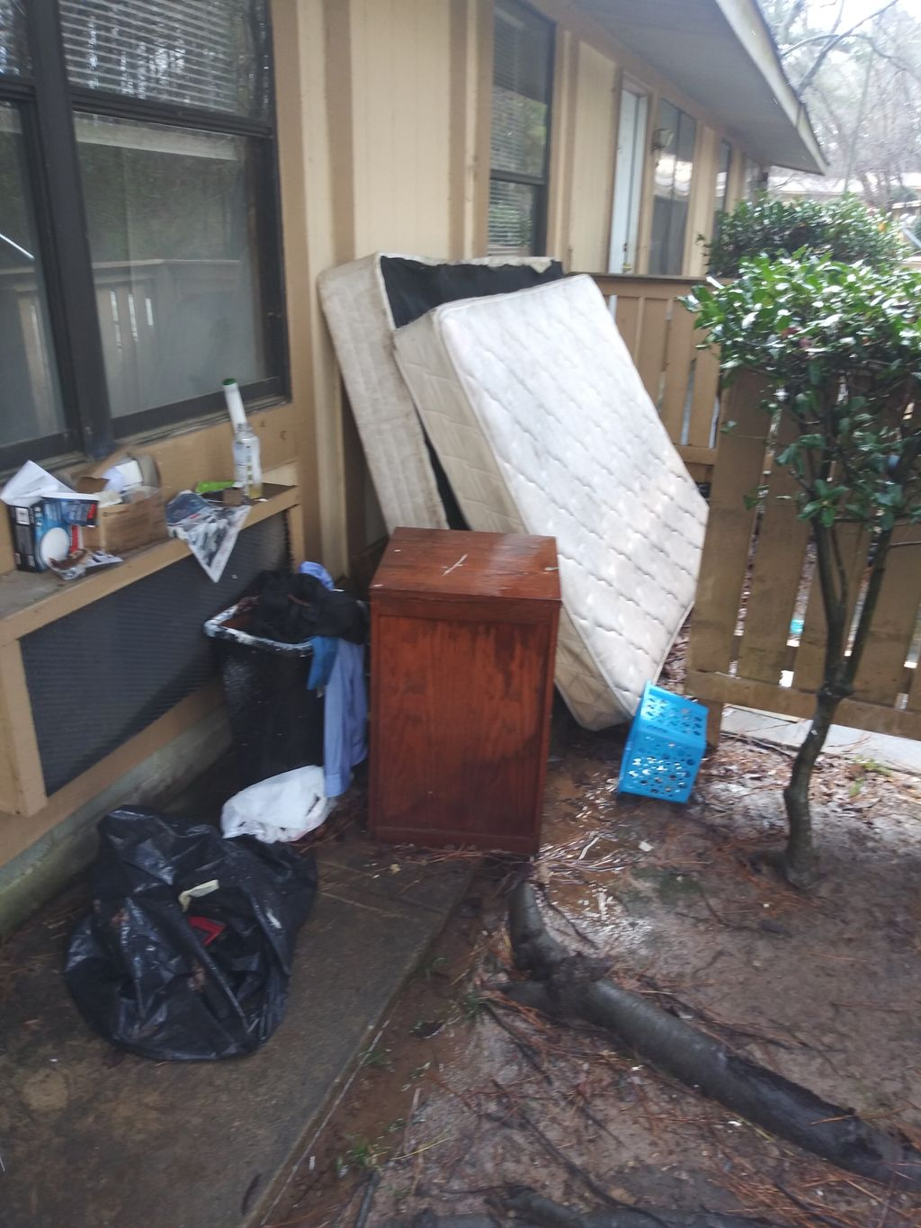 Apartments junk removal