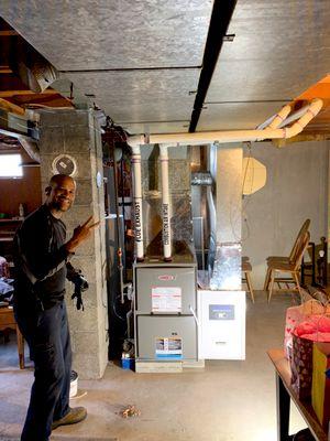 Avatar for Prince Noah Heating and Air Conditioning Barrington, RI Thumbtack