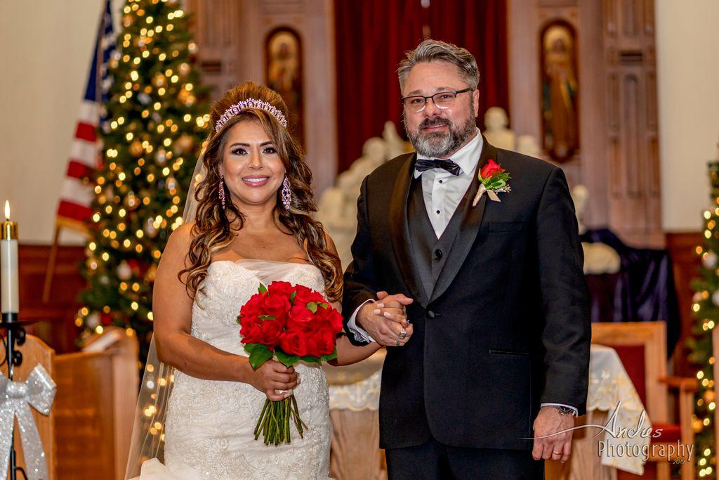 David & Rosa Wedding Dec 2019