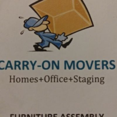 Avatar for CARRY ON MOVERS