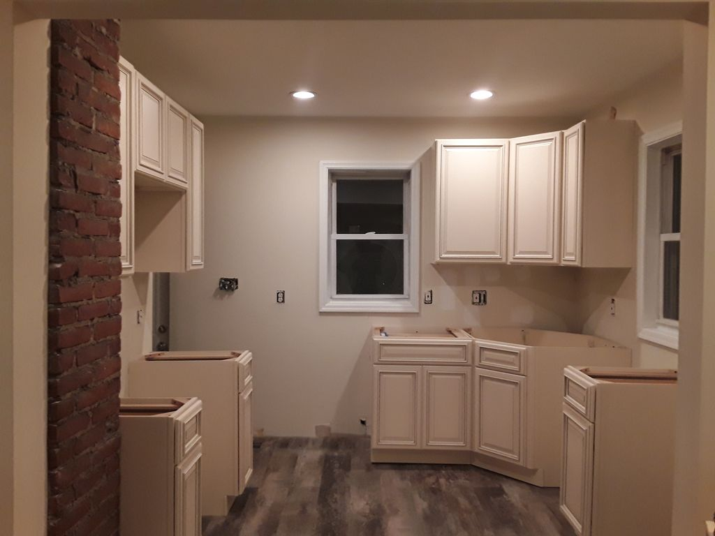 Remodeling a House