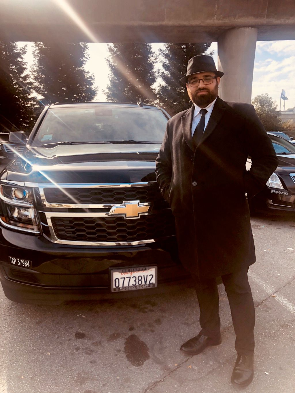 SF limousine/private chauffeur