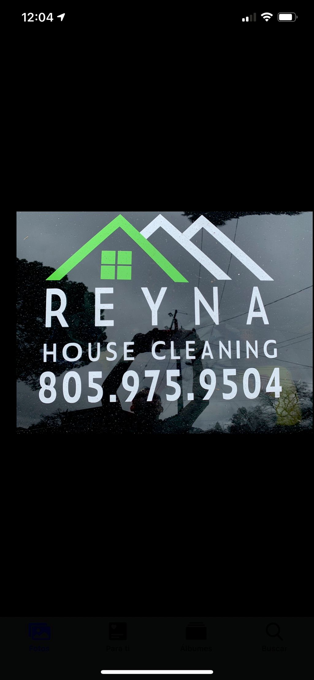 Reyna House Cleaning