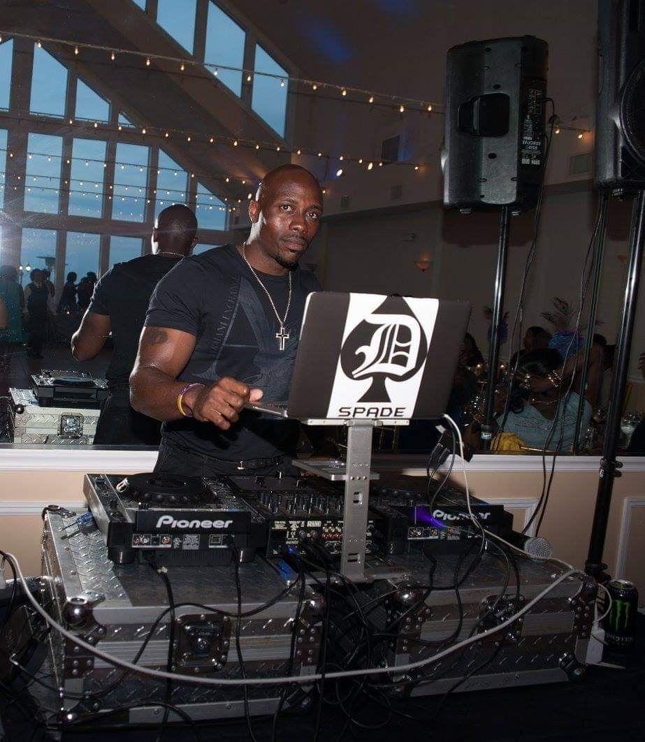 DJ D Spade