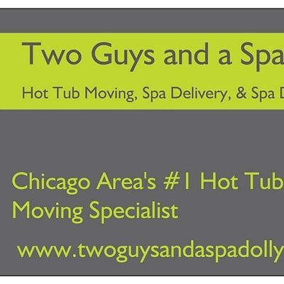 Avatar for Two Guys and a Spa Dolly Naperville, IL Thumbtack