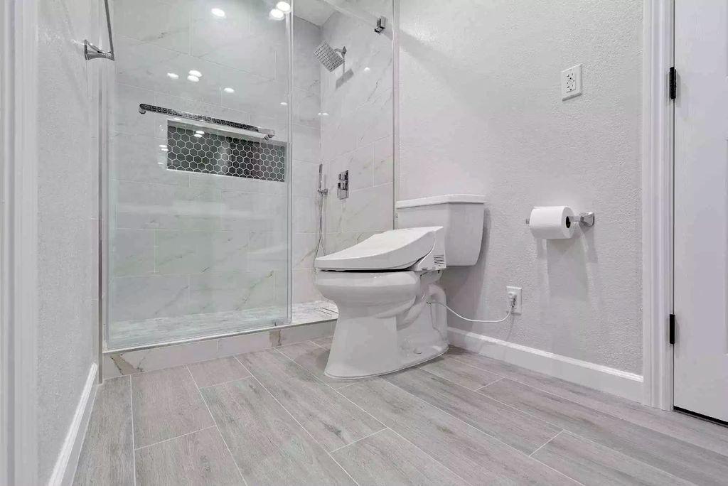 Santa Clara Bathroom Remodel 1