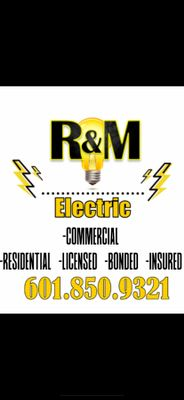 Avatar for R&M Electric / Heating & Cooling Pros Jackson, MS Thumbtack