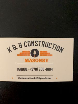 Avatar for K&B CONSTRUCTION CORP Dracut, MA Thumbtack