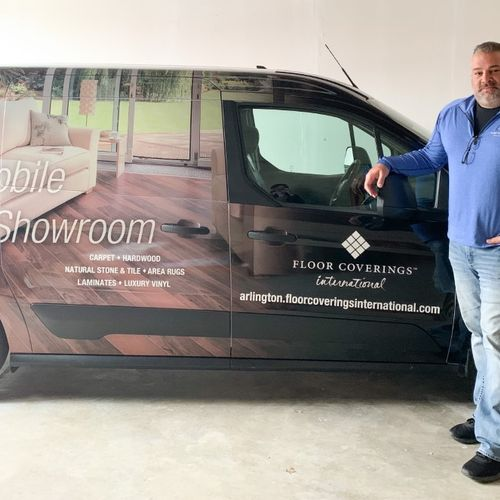 Let me bring the showroom to you!