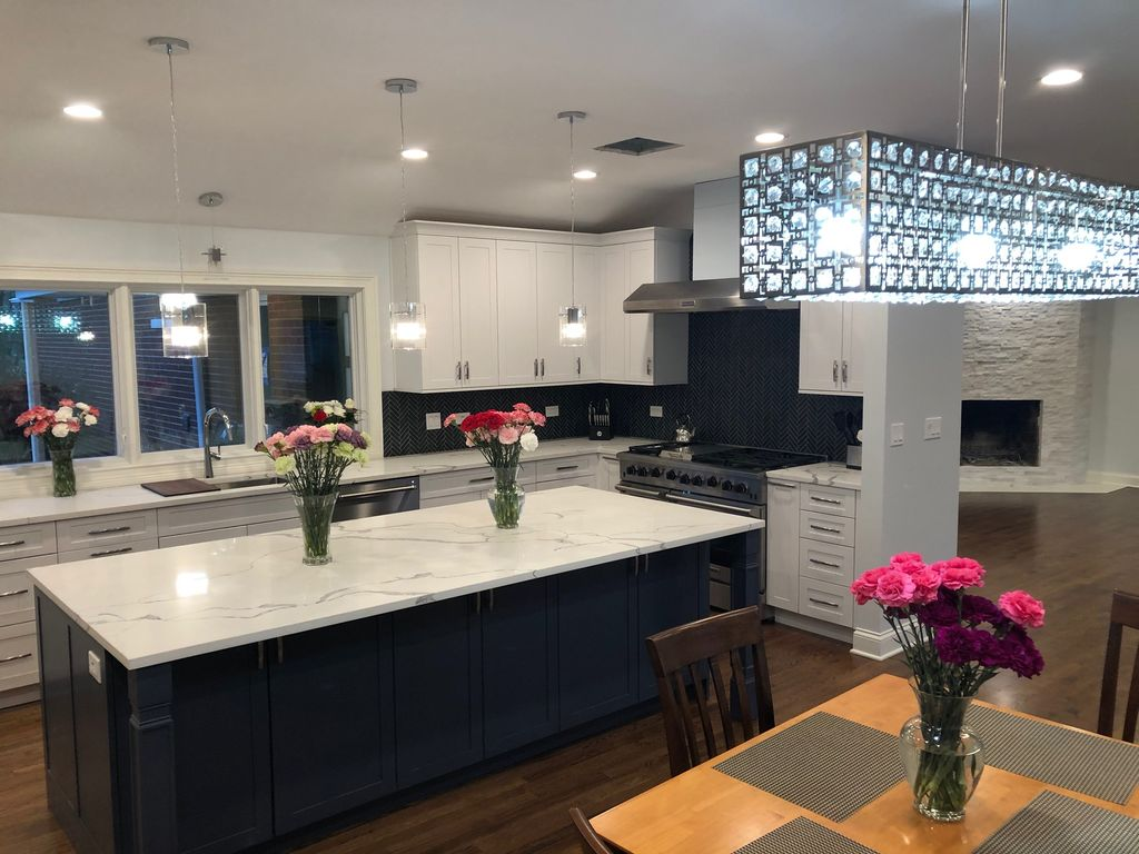 interior and exterior home remodeling
