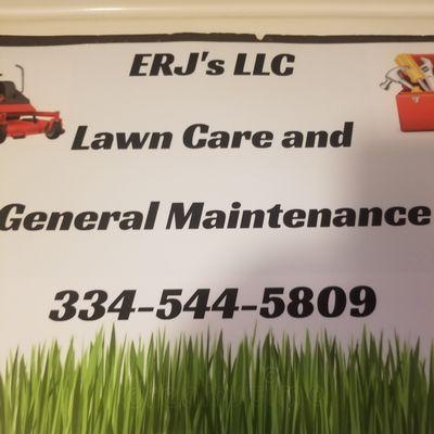 Avatar for ERJs LLC  Maintenance  and Lawn Service