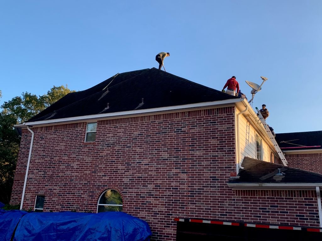 Roof replacement-Sugar Land 2020