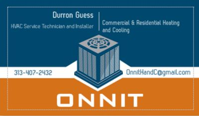 Avatar for Onnit Heating and Cooling LLC