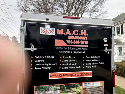 Avatar for M.A.C.H Masonry  constructing in landscaping Lynn, MA Thumbtack