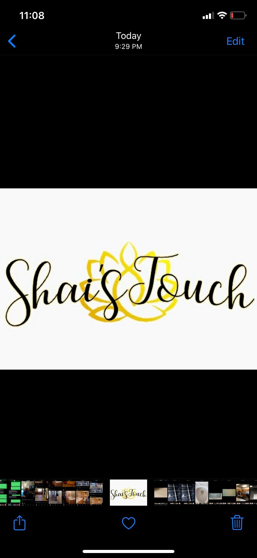 Shais Touch Cleaning Service