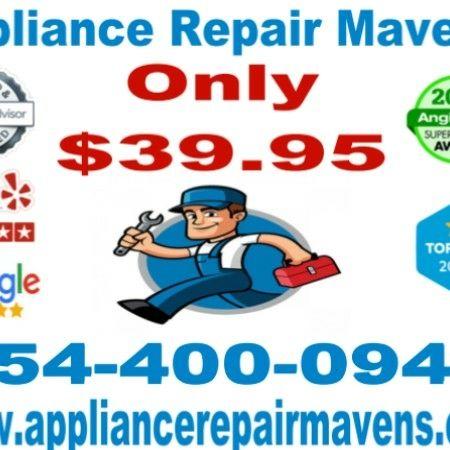 ARM- Appliance Repair Mavens Broward County $49.95