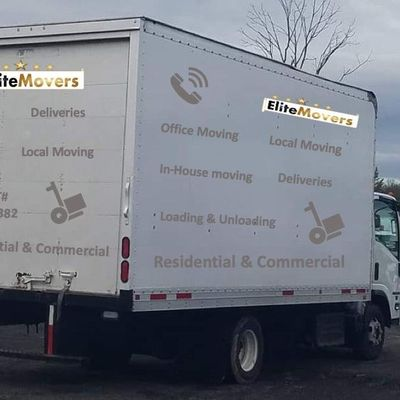 Avatar for Elite Movers Sterling, VA Thumbtack