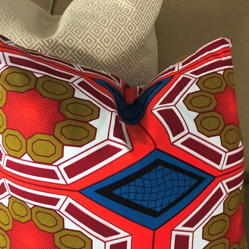 Interior Design - Custom pillows