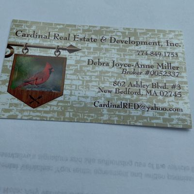 Avatar for Cardinal Real Estate & Development, Inc. New Bedford, MA Thumbtack