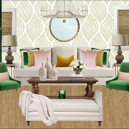 Interior Design - Layers and textures