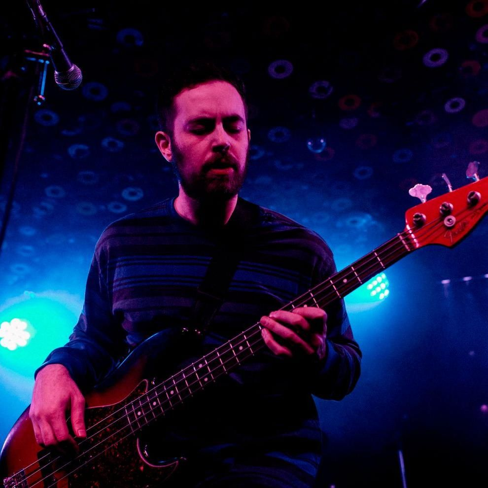 Roman's Bass Guitar/Double Bass & Theory Lessons